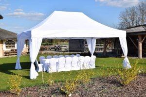 Namioty komunijne tent 4 rent